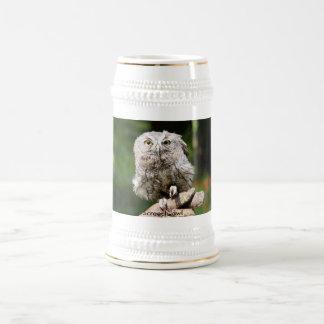 Screech-owl Beer Stein