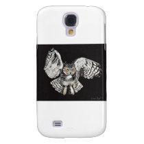 screech owl galaxy s4 case