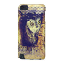 SCREECH OWL iPod Touch Speck Case