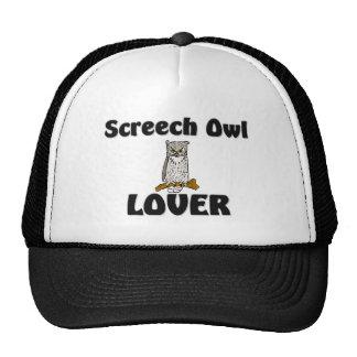 Screech Owl Lover Trucker Hat