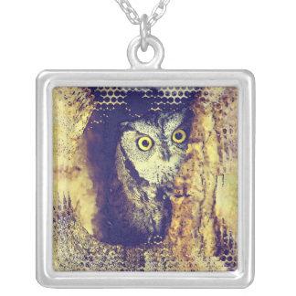 SCREECH OWL Necklace