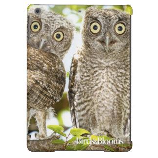 Screech Owls Chicks Case For iPad Air