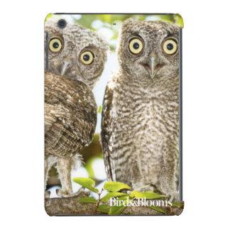 Screech Owls Chicks iPad Mini Retina Covers