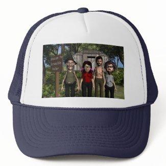Screechin Holler Hat