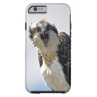 Screeching Osprey Fish-Eagle Wildlife Photograph Tough iPhone 6 Case