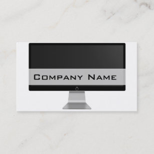 Lcd Business Cards Zazzle