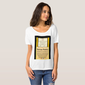 Screen Poetry T-Shirt