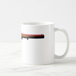 screen print gun coffee mug