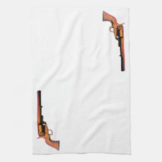 screen print gun towels