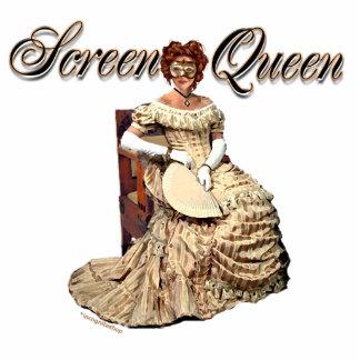 Screen Queen Collage Cutout