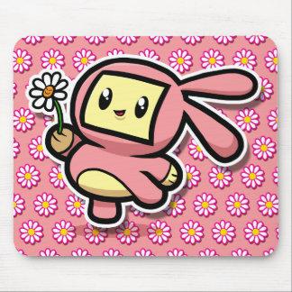 Screenie Bunny Mouse Pad