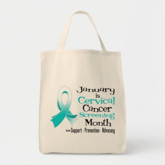 Screening Month January - Cervical Cancer Bags