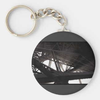 screening solace basic round button keychain