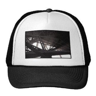 screening solace trucker hat