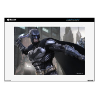 "Screenshot: Batman 15"" Laptop Decals"