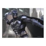 "Screenshot: Batman 5"" X 7"" Invitation Card"