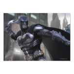 Screenshot: Batman 5x7 Paper Invitation Card