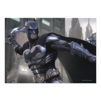Screenshot: Batman Announcements