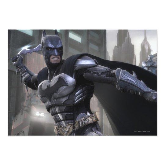 Screenshot: Batman Card