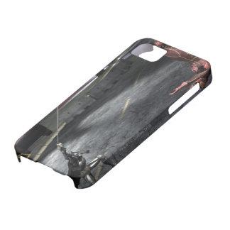 Screenshot: Batman vs Flash iPhone SE/5/5s Case