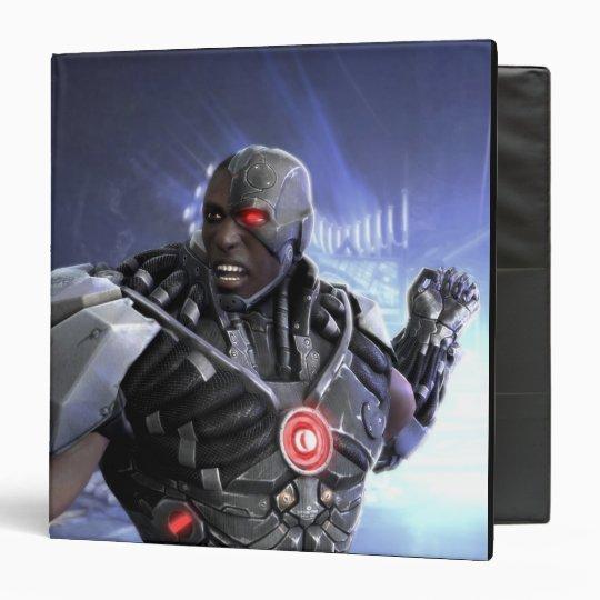 Screenshot: Cyborg 2 Binder