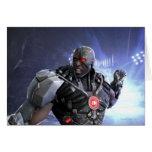 Screenshot: Cyborg 2 Card