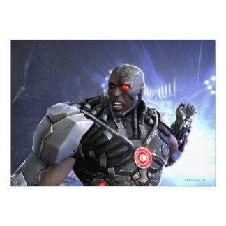 Screenshot: Cyborg 2 Custom Invite