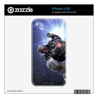 Screenshot: Cyborg 2 iPhone 4S Decals