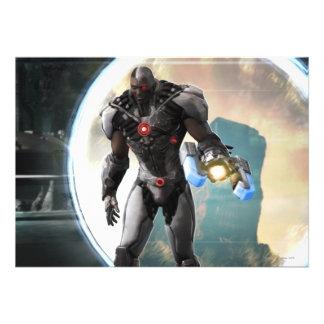 Screenshot: Cyborg 2 Personalized Invites