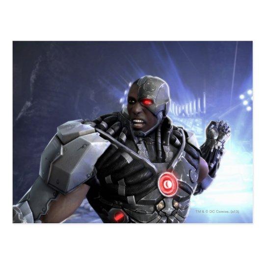 Screenshot: Cyborg 2 Postcard