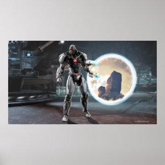 Screenshot: Cyborg 3 Poster