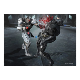 Screenshot: Cyborg vs Batman Card