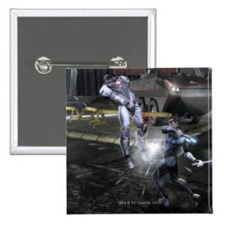Screenshot: Cyborg vs Nightwing 3 Button