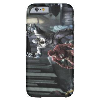 Screenshot: Flash vs Grundy Tough iPhone 6 Case