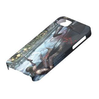 Screenshot: Harley vs Batman iPhone SE/5/5s Case