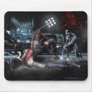 Screenshot: Harley vs Nightwing 2 Mouse Pad