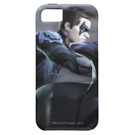 Screenshot: Nightwing 2 iPhone SE/5/5s Case