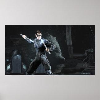 Screenshot: Nightwing Poster
