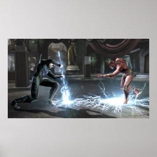 Screenshot: Nightwing vs Flash Poster