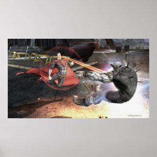 Screenshot: Superman vs Batman 2 Poster