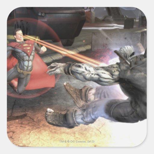 Screenshot: Superman vs Batman 2 Sticker