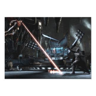 Screenshot: Superman vs Batman Card