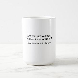 Screenshots of Despair Coffee Mug