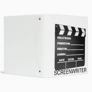 Screenwriter Binder