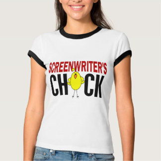 Screenwriter's Chick T-Shirt