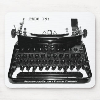 Screenwriters Writer Typewriter Mousepad