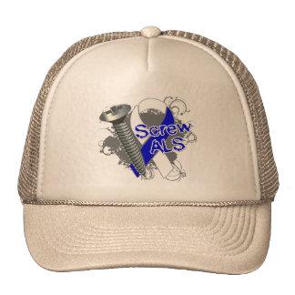 Screw ALS Mesh Hats