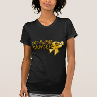 Screw Appendix Cancer Tee Shirts