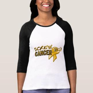 Screw Appendix Cancer Tees