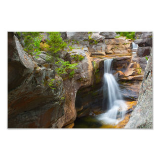Screw Auger Falls, Maine Photo Print
